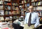 El profesor Vicenç Navarro. 2014. Elpais.com. Foto: Joan Sánchez.