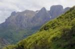 Foces del Pinu, en el concejo de Aller. Fuente: mcasturias.org.
