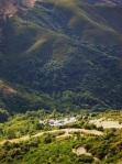Vista de Peñalba desde la carretera al Morredero. 15 agosto 2008. Foto: Enrique López Manzano.