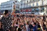 12M-15M. La plaza del Sol el 12 de mayo de 2013. Madrid.  Periodismociudadano.com. Foto: Javier Bauluz Piraván.