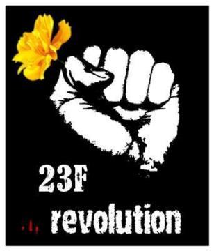 23F. 'Revolución'. 23 febr. 2013.