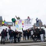 Amsterdam. 23 febr. 2013.
