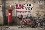 Cartel. 23F. Oviedo.