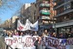 Coslada en Madrid. 23 febr. 2013.