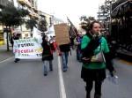 23F. El 15M protesta contra la corrupción. Ponferrada, 23 febr. 2013. Foto: Enrique L. Manzano.
