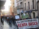 Extremadura. 23 febr. 2013.