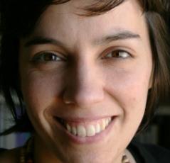 La escritora Esther Vivas. Fuente: esthervivas.com.
