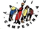 Logo. La Via campesina.