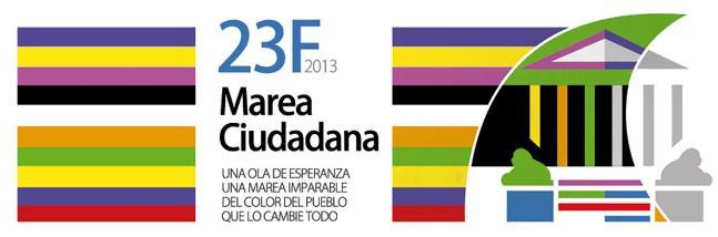 Cenefa. Marea Ciudadana Unida contra los recortes y por una verdadera democracia. 16 dic. 2012. Unecologistaenelbierzo.wordpress.com.