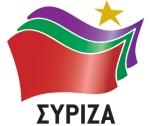 Logo. Syriza.