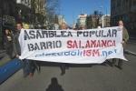 Madrid. Barrio de Salamanca. 23 febr. 2013.