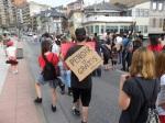 'Pensar es gratis'. Ponferrada, 12 mayo 2012. Foto Manuel.