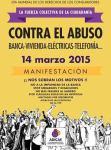Día Mundial de los Derechos de los Consumidores. 14 marzo 2015. Adicae.net.