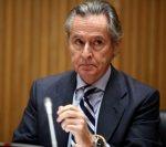 El expresidente de Caja Madrid, Miguel Blesa. Madrid, 27 nov. 2012. Abc.es.