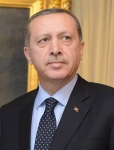 El presidente turco, Recep Tayyip Erdoğan. 2013. Wikipedia.org.