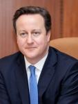 El primer ministro británico, David Cameron. 2013. Wikipedia.org.