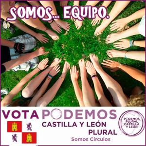 Campaña a las primarias autonómicas de Podemos CyL.