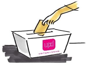 UPyD se presenta a las elecciones municipales a la alcaldía de Ponferrada. Fuente: upyd.