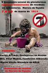 V Encuentro Estatal de Plataformas contra la Incineración de Residuos en Cementeras. Morata de Tajuña, 7-9 marzo 2014. Contraincineracio.org.