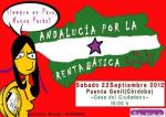 'Andalucía por la renta básica'. Puente Genil, 22 sept. 12. Coordinacionbaladre.org.