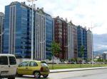 Edificios en el barrio de la Rosaleda. Ponferrada, 2011. Fuente ponferrada.campusanuncios.com.