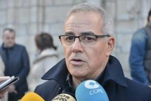 El portavoz municipal del PP en Ponferrada, Juan Elicio Fierro. Elbierzonoticias.com. Foto: Quinito.