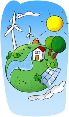 Fuentes de energía limpia y renovable. Educasitios2008.educ.ar.