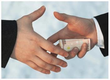 La corrupción política, cáncer de la sociedad española. Fuente: npub.upyd .es.
