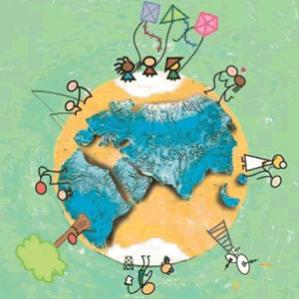 Tema inspirado en el Día Internacional de la Tierra. Eoi.com.