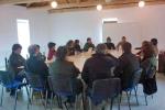 Constitución de la Mesa del Castaño de El Bierzo. 12 nov. 2009.
