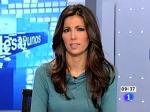 Ana Pastor en su época como presentadora de 'Los desayunos de TVE'. 2012. Lavozlibre.com.