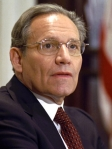 Bob Woodward. 5 nov. 2004. Wikipedia.org. Foto: Jim Wallace