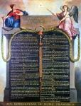 Declaración de los Derechos del Hombre y del Ciudadano. París, 26 agosto 1789. Wikipedia.org.