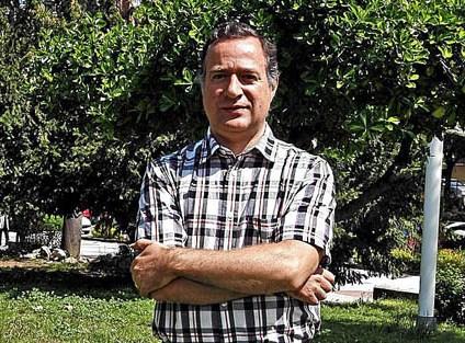 El leonesista Alejandro Valderas (UPL). Fuente: elmundo.es.