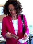 Gloria Merayo (PP). Bierzocomarca.eu.