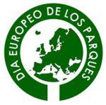 Logo. Día Europeo de los Parques. 2015.
