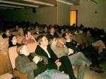 Un público numeroso asistió a las conferencias. Ponferrada, 18 nov. 2010. Foto: Enrique L. Manzano.