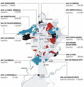 Áreas Homogeneas. Valladolid 2015. Nodo50.org.