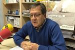 El portavoz de Ecologistas en Acción, Javier Guiterrez. Valladolid, 16 jun. 2015. Noticiascastillayleon.com.