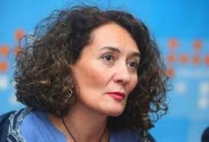 La alcaldesa de Ponferrada, Gloria Fernández Merayo. 2015. Diariodevalladolid.es.