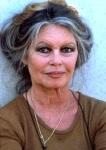 La exactriz francesa y gran protectora de los animales, Brigitte Bardot. 2012.