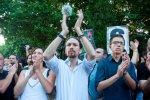 Podemos respalda públicamente al primer ministro griego, Alexis Tsipras. 29 jun. 2015.