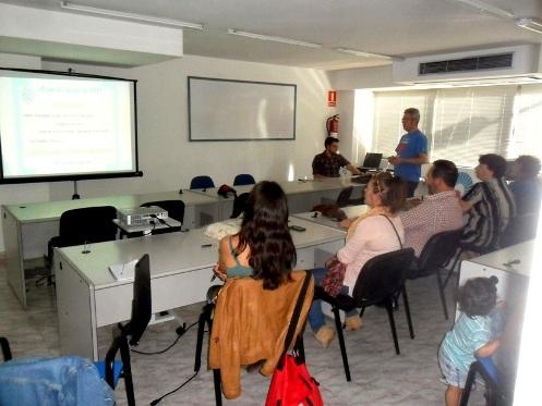Presentación de la EBC. Ponferrada, 18 jun. 2015. Foto: Enrique L. Manzano.