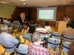 Reunión informativa sobre  la Economía del Bien Común. León, 9 jun. 2015. Foto: Enrique L. Manzano.