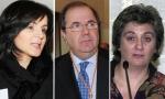 Silvia Clemente, Juan Vicente Herrera y María Jesús Ruiz. 2013. Ultimocero.com. Foto Jesús Arraz.
