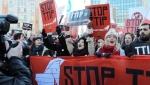 Una protesta europea contra el TTIP. 2015. Huffingtonpost.es.