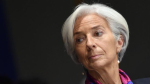 Christine Lagarde, presidenta del  FMI. 2015. Publico.es.
