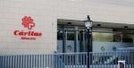 Oficina de Cáritas en Albacete. 2015. Insurgente.org.