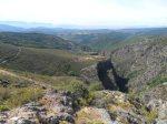 Vista de la zona afectada por el proyecto desde el mirador de las Portillas. Pardamaza, 15 sept. 2013. Foto: Enrique L. Manzano.