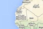 Países vecinos de Mauritania. 2015. Wikipedia.org.